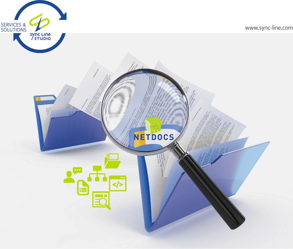 Software gestione documentale e conservazione sostitutiva NetDocs