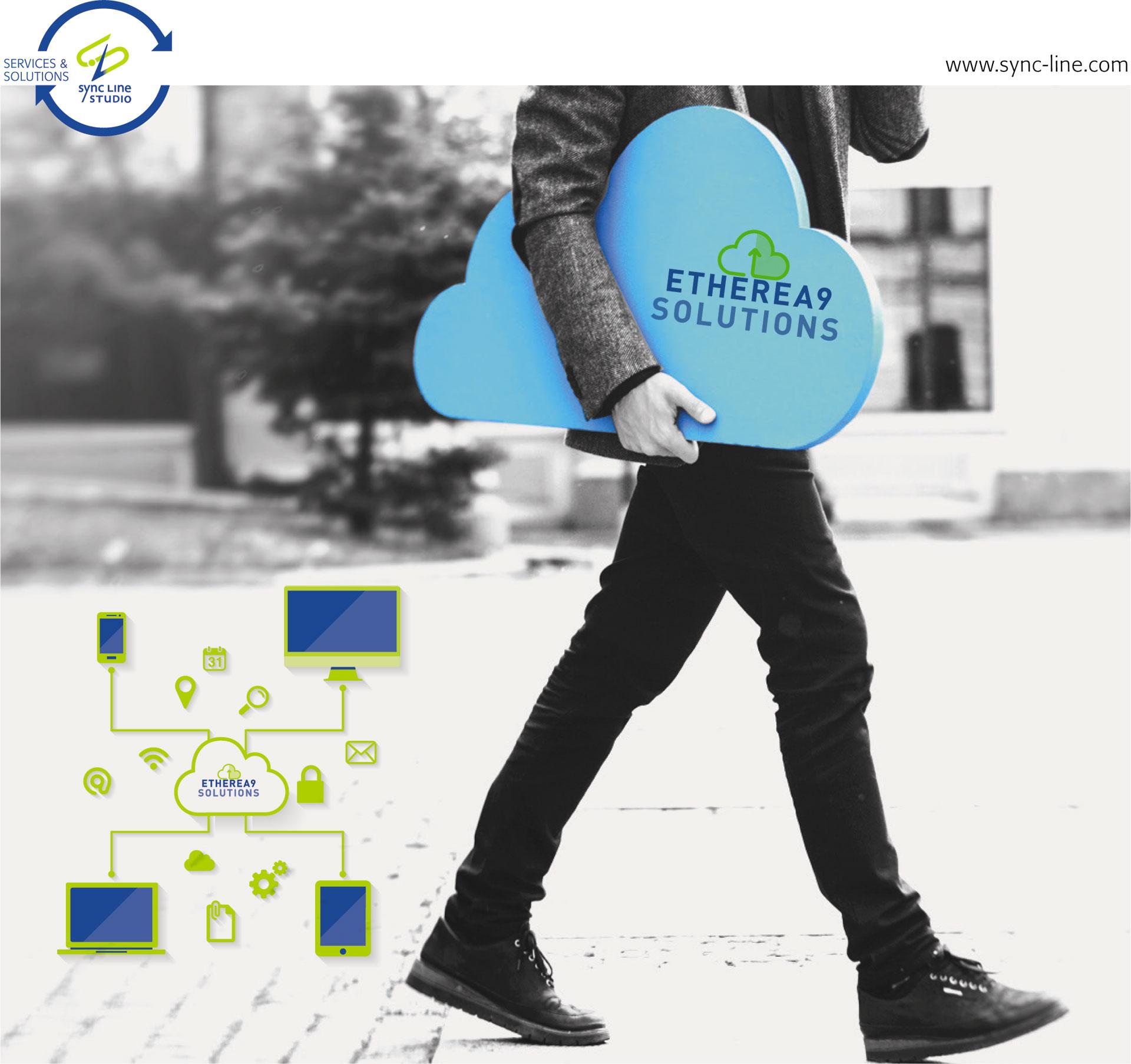 Soluzione Cloud sicura e flessibile: Etherea 9