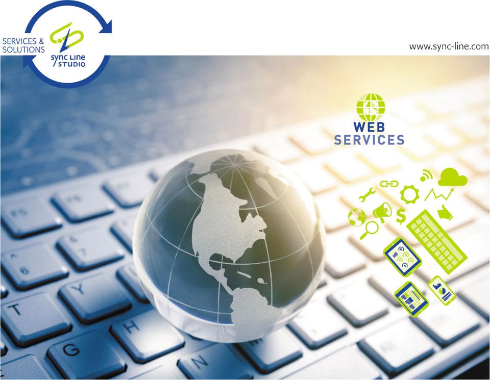web services Sistemi software progettati per supportare l'interoperabilità